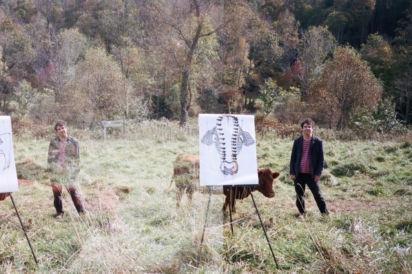 New album Cows on Hourglass Pond released 22nd March