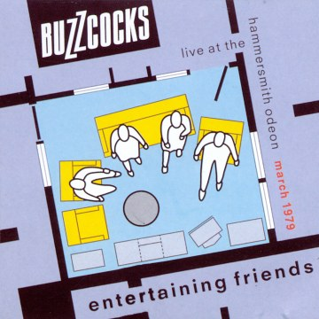 Buzzcocks - Entertaining Friends (Live At The Hammersmith Odeon, March 1979)