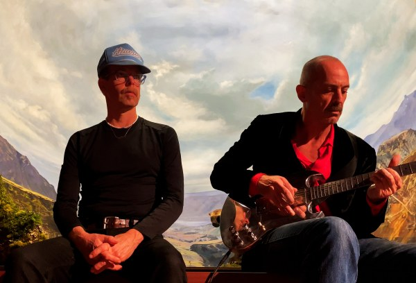 Matt Sweeney & Bonnie 'Prince' Billy announce new abum 'Superwolves'