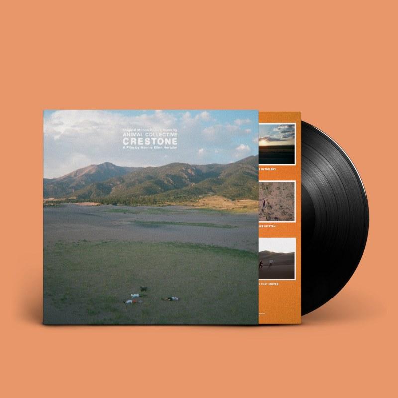 Animal Collective - Crestone (Original Score)