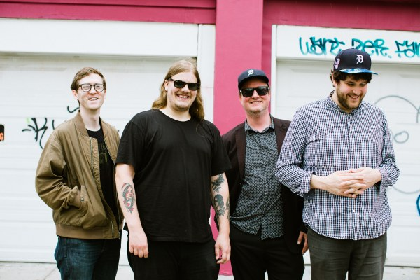 "Protomartyr announce 7"" split with Preoccupations"