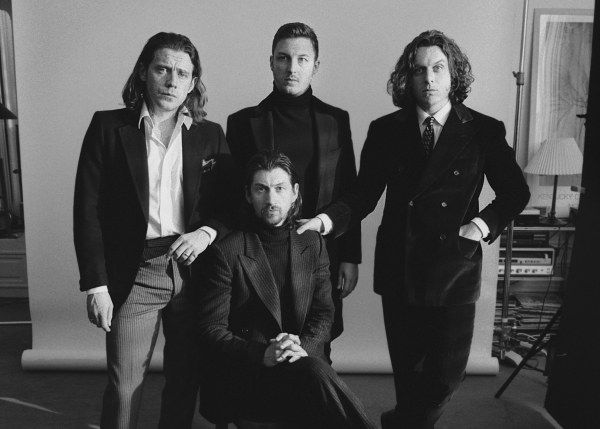 Arctic Monkeys  announce Royal Albert Hall show in aid of War Child