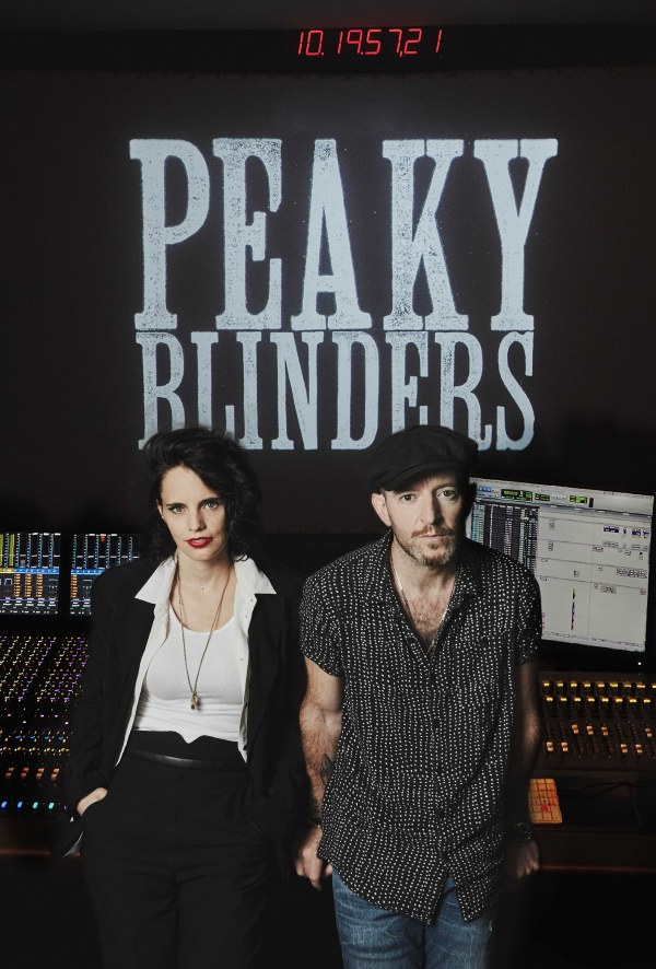 "Anna Calvi shares ""You're Not God"" from the Peaky Blinders soundtrack"