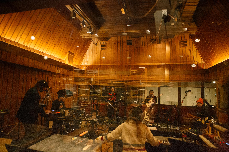 Musique: Sing The Melody, album live de Dirty Projectors