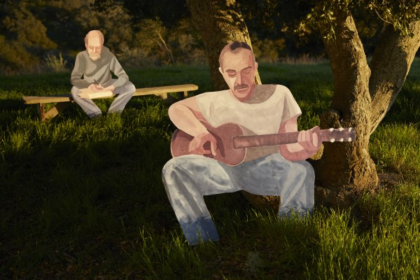 "Matt Sweeney & Bonnie 'Prince' Billy dévoilent leur nouveau single ""My Blue Suit"""