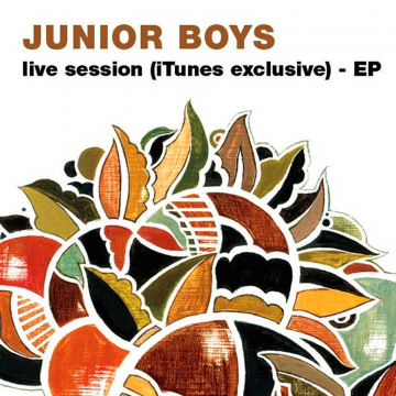 Junior Boys - So This Is Goodbye